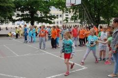 Dzień sportu szkolnego klas I-III