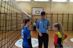 Igrzyska młodzieży szkolnej - siatkówka elimina