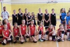 IMSZ - Turniej siatkówki dziewcząt