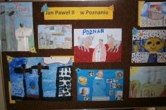 Jan Paweł II w Poznaniu - konkurs plastyczny