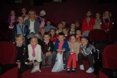 Klasa 1d w teatrze