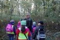 Klasa 3b poznaje runo leśne