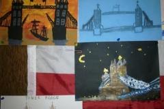 Konkurs językowo plastyczny Tower Bridge