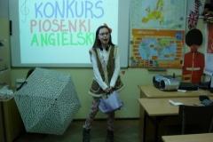 Konkurs piosenki w j. angielskim - 2014r