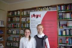 Międzyszkolny konkurs pięknego czytania poezji