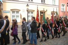 Miejskie obchody uroczystości 3 maja