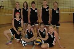 Mistrzostwa młodzieży - piłka siatkowa dziewczyny