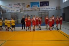 Mistrzostwa młodzieży siatkówka chłopcy