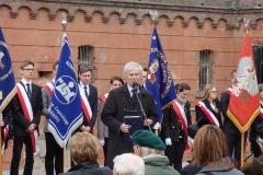 Obchody miesiąca pamięci narodowej Fort VII