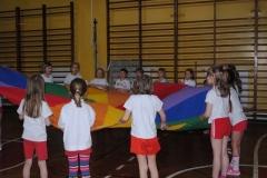 Odwiedziny przedszkolaków z Olimpijczyka