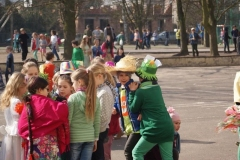 Parada wiosenna 2015