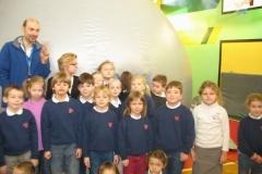 Planetarium w naszej szkole
