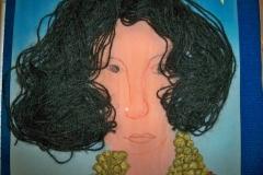 Portret Mikołaja Kopernika-prace uczniów