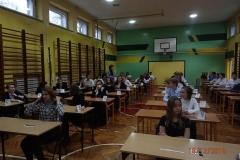 Próba egzaminu ósmoklasistów 2018