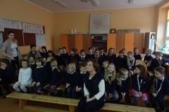 Przedstawienie teatralne klasy 6b