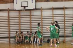 Sportowe zmagania koszykarskie
