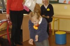 Święto jabłka w klasie 2c