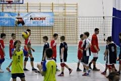 Turniej siatkówki chłopców