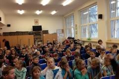W Lekturowie - występ klas II