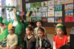 W lekturowie - występ klas III