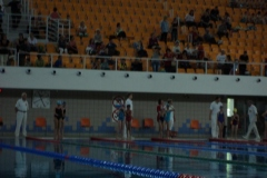 Wysokie pozycje naszych dzieci na zawodach pływackich