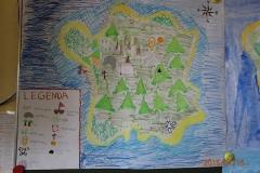 Wyspa robinsona w oczach dzieci