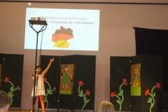 XIII Międzyszkolny Konkurs Piosenki Niemieckiej