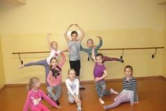 Zajęcia baletowo-akrobatyczne
