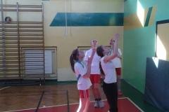 Zajęcia nadobowiązkowe - koszykówka dziewcząt