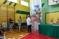Zakończenie Roku Szkolnego 2012 dla klas IV-V