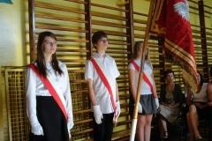 Zakończenie roku szkolnego  2012 dla klas VI