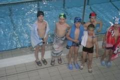Zawody pływackie dla uczniów klas II i III